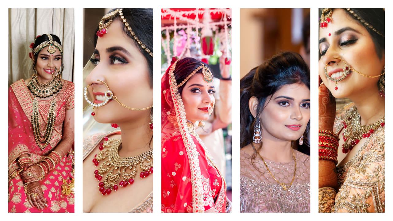Beautiful Brides - Makeup by Tanya Arora Makeovers