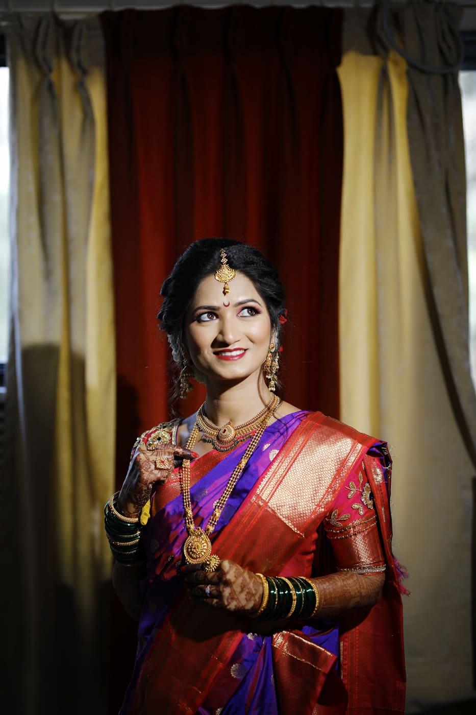 Bridal Makeup Artist in Pune