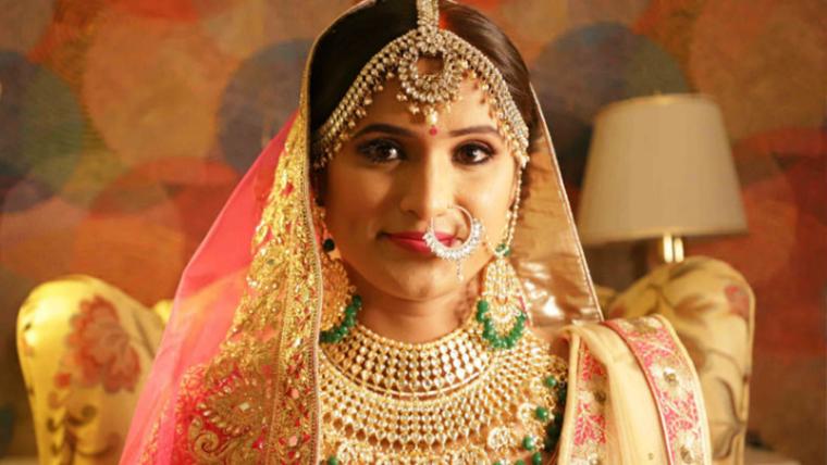 Wedding Bridal Make up